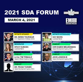 SDA Advances Technologies & Modernization Efforts to Remain Competitive in Space