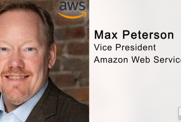 Max Peterson to Succeed Teresa Carlson as AWS Worldwide Public Sector VP