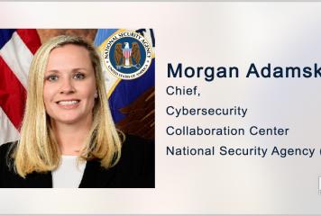 NSA's Morgan Adamski to Deliver Keynote on Cyber Defense