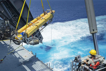 General Dynamics Receives $73M Navy Contract to Retrofit Knifefish UUV to Block I Configuration