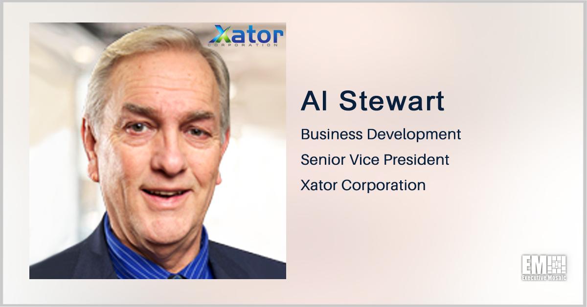 Xator Names Al Stewart Business Development SVP