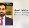 Former LMI Exec Asad Jabbar Joins McKinsey to Lead Public Sector Alliances, Partnerships