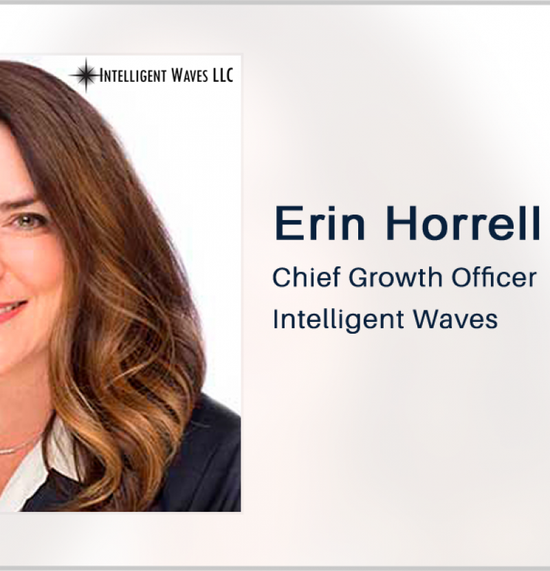 Intelligent Waves Receives Task Orders Under 3 Government Contracts; Erin Horrell Quoted