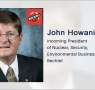 John Howanitz Appointed to Lead Bechtel Nuclear, Security & Environmental Business