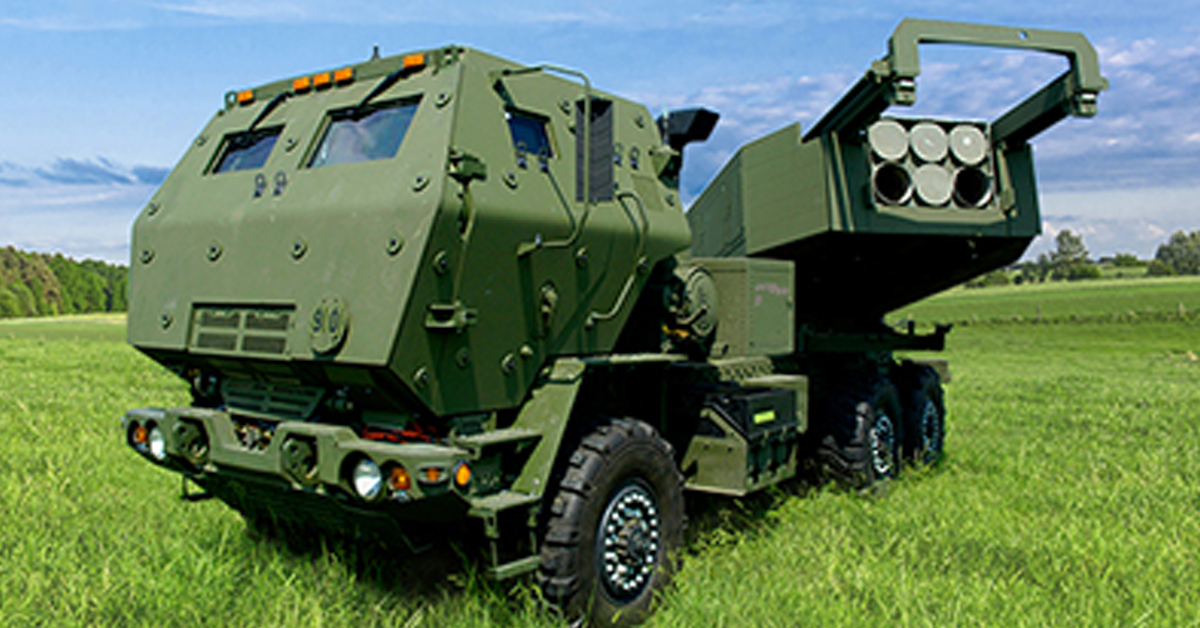 Lockheed Secures $160M to Expand Army, Marine Corps HIMARS Launcher Fleet