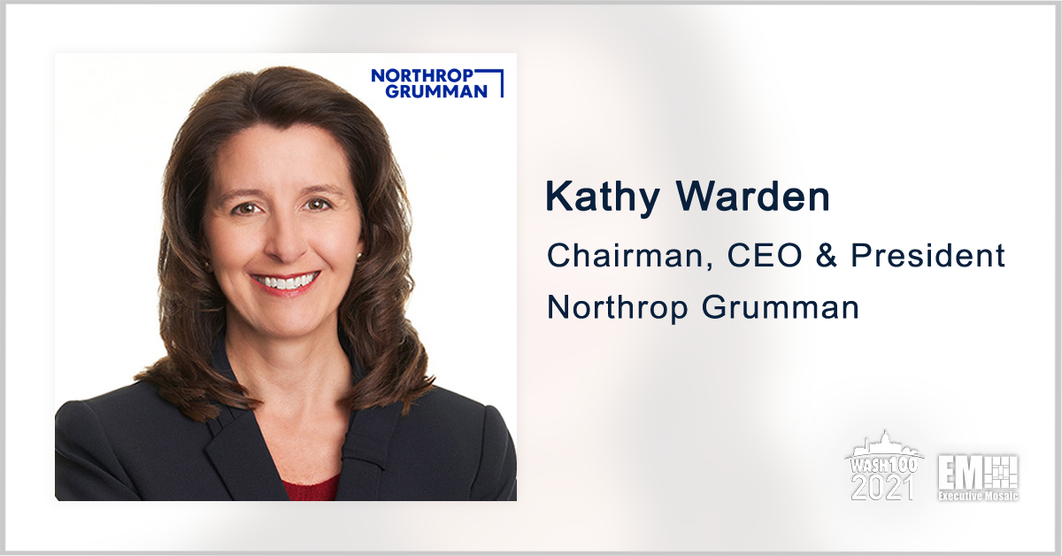 Northrop Q2 Revenue Jumps 3% With Gains Across Space & Mission Tech Segments; Kathy Warden Quoted