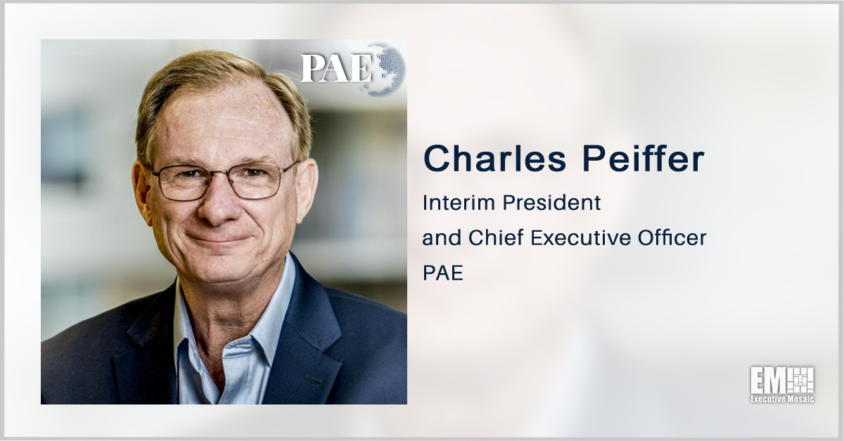 PAE Secures $74M Navy Contract for Base Operations Support in Japan; Charlie Peiffer Quoted