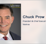 President, CEO Chuck Prow Leads Company Acquisition, Growth & Innovation to Drive Vectrus Into an Even More Dynamic Future
