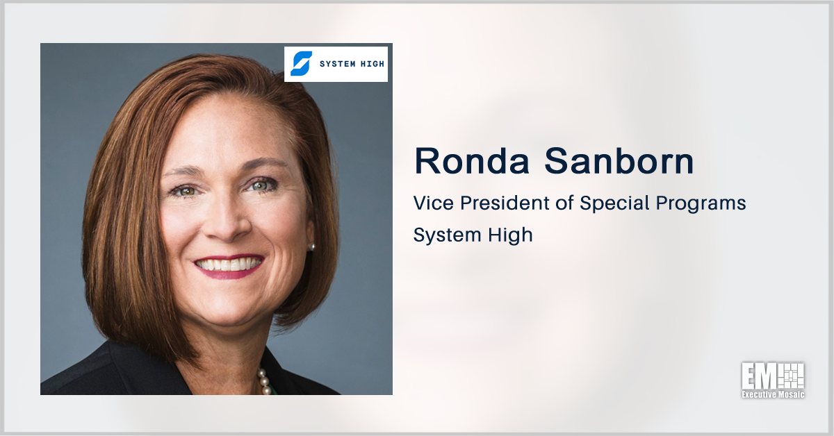 Ronda Sanborn Promoted to System High VP of Special Programs