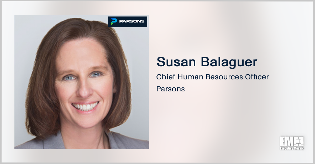 Susan Balaguer Named Parsons Chief HR Officer; Carey Smith Quoted