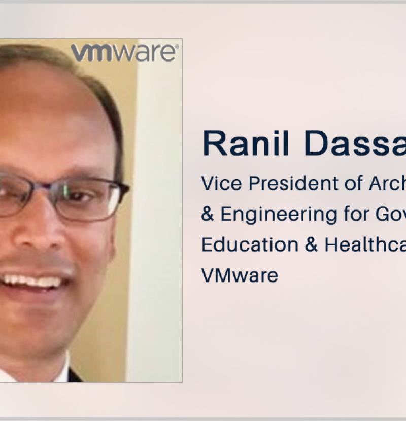 VMware's Ranil Dassanayaka: Multicloud Strategy Could Help Agencies Improve Security Across Cloud Environments