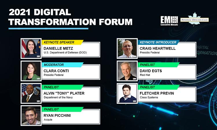 POC - 2021 Digital Transformation Forum