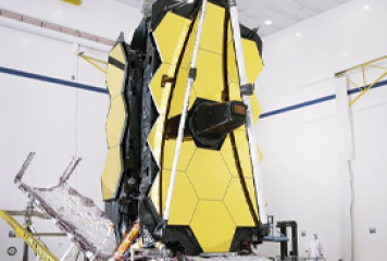 Northrop, NASA Connect Two Primary Elements of Webb Telescope